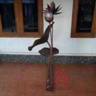 ArtWork Daun Tembaga 04
