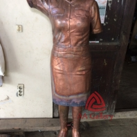 Patung kejaksaan 19