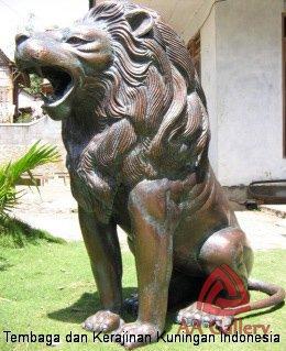 patung-singa