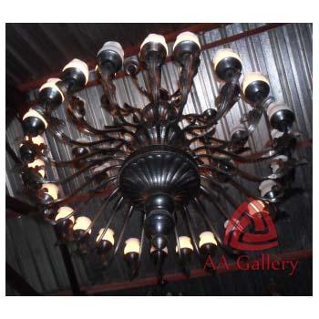 Lampu Gantung Robyong Untuk Masjid dan Hotel