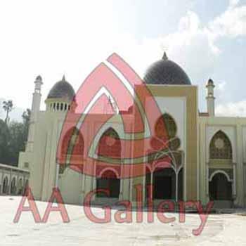 Kerajinan Kubah Tembaga Masjid Thumb350 1