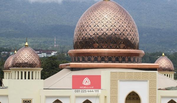 Tmb01 Kubah Masjid Tembaga 600x350 1